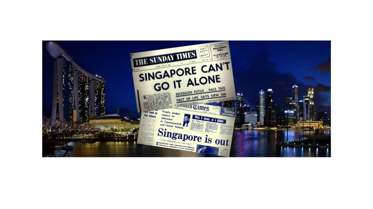 An independent Singapore was never given a chance – Britain should learn from it