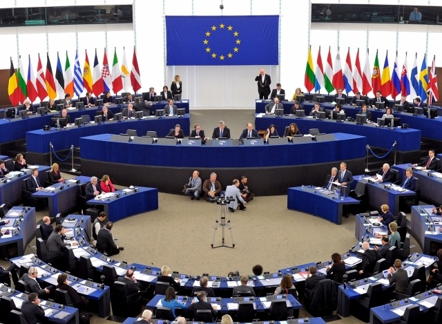 Does the European Union's online ad spending constitute foreign election interference?