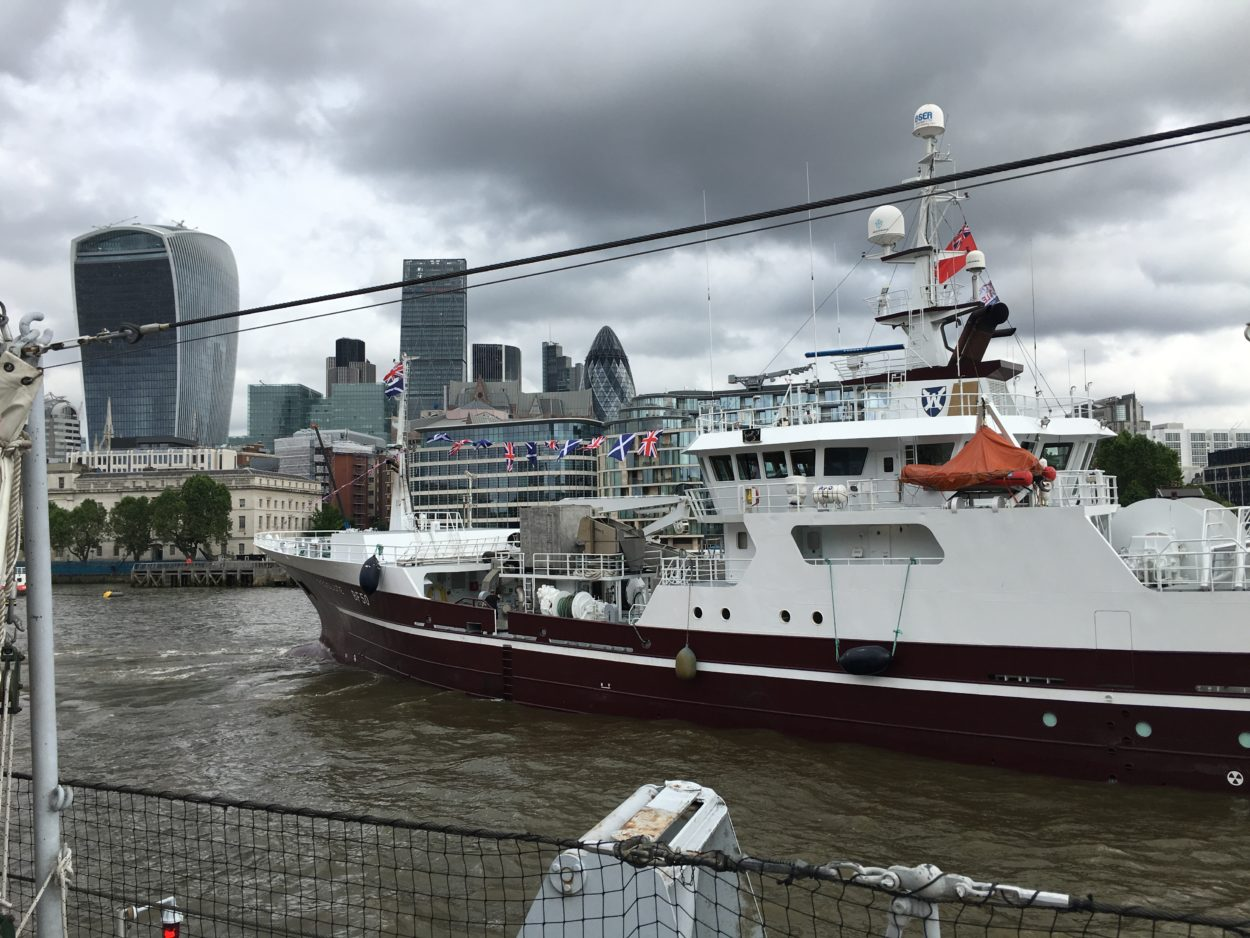 EU trade Commissioner foresees 'financial services for fishing' Brexit bargain: Brexit News for Tuesday 14 January