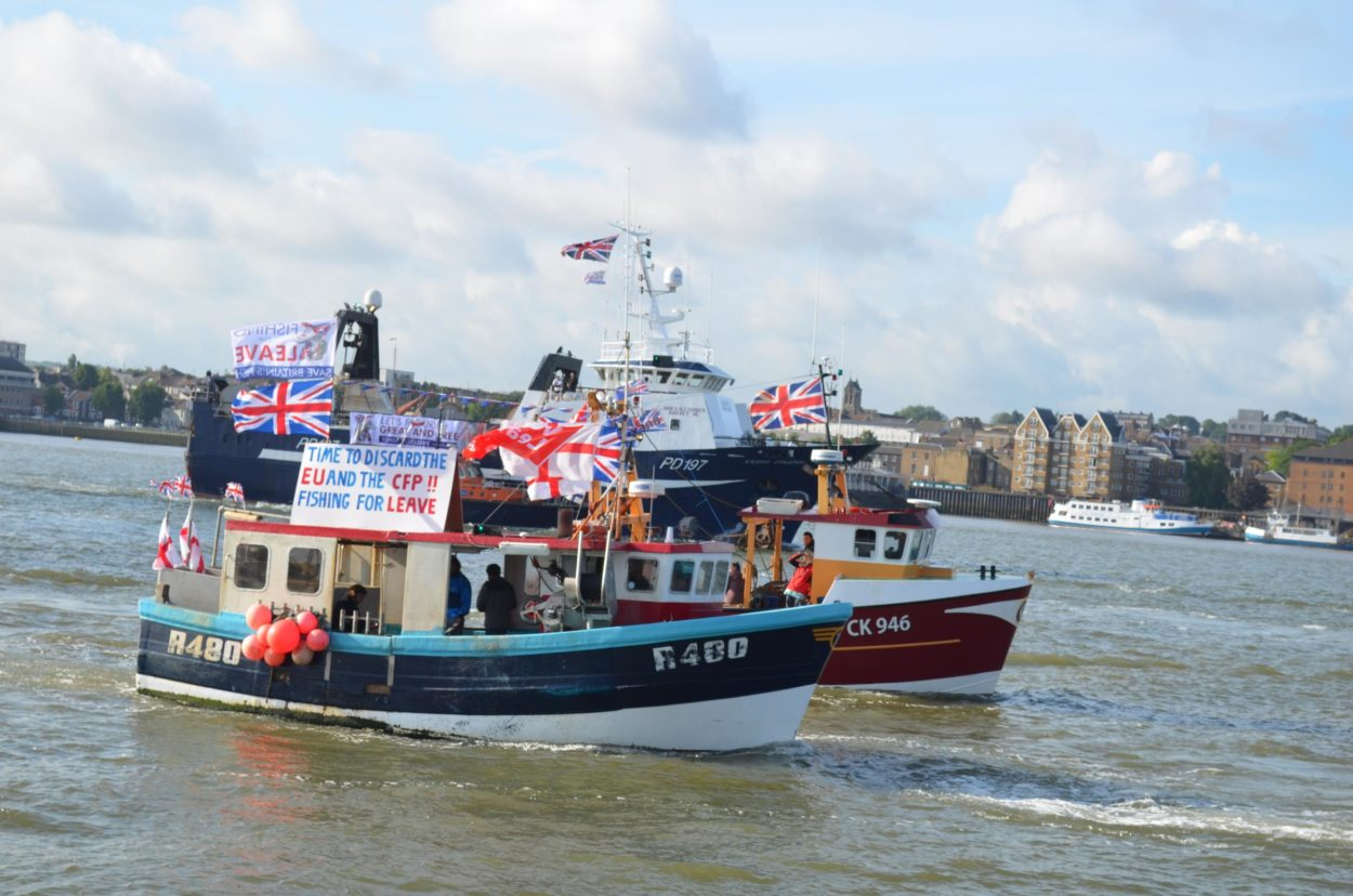 Only national control can rebuild the British fishing industry
