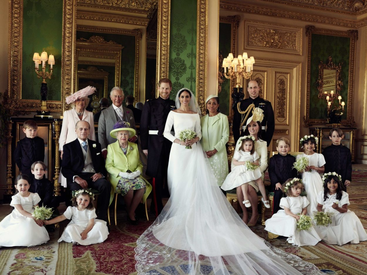Ignore the Remainer attempts to claim ownership of the Royal Wedding
