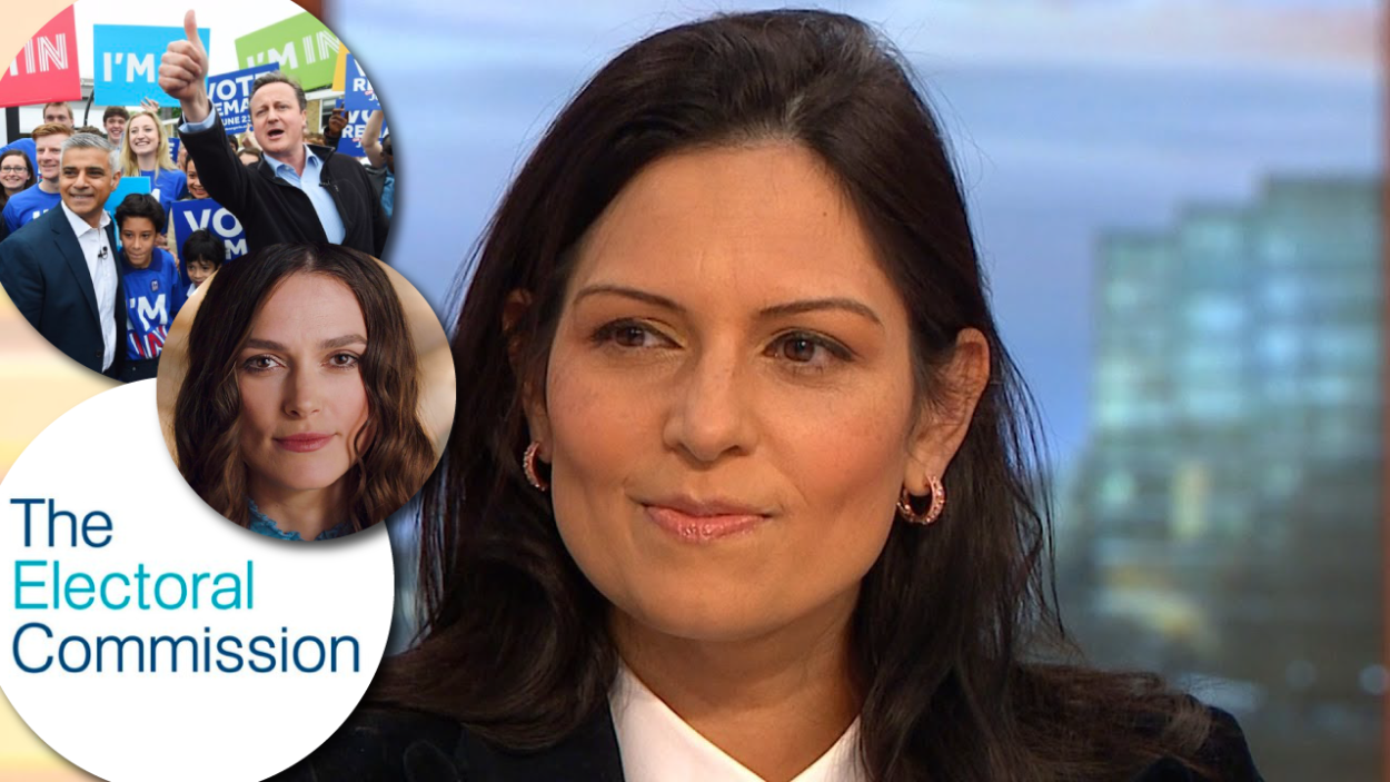 In full: Priti Patel's dossier to the Electoral Commission on possible Remain campaign overspending