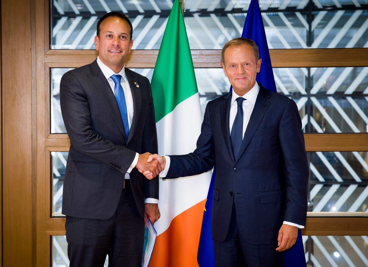 Playing the EU's game on the border will damage Ireland's interests