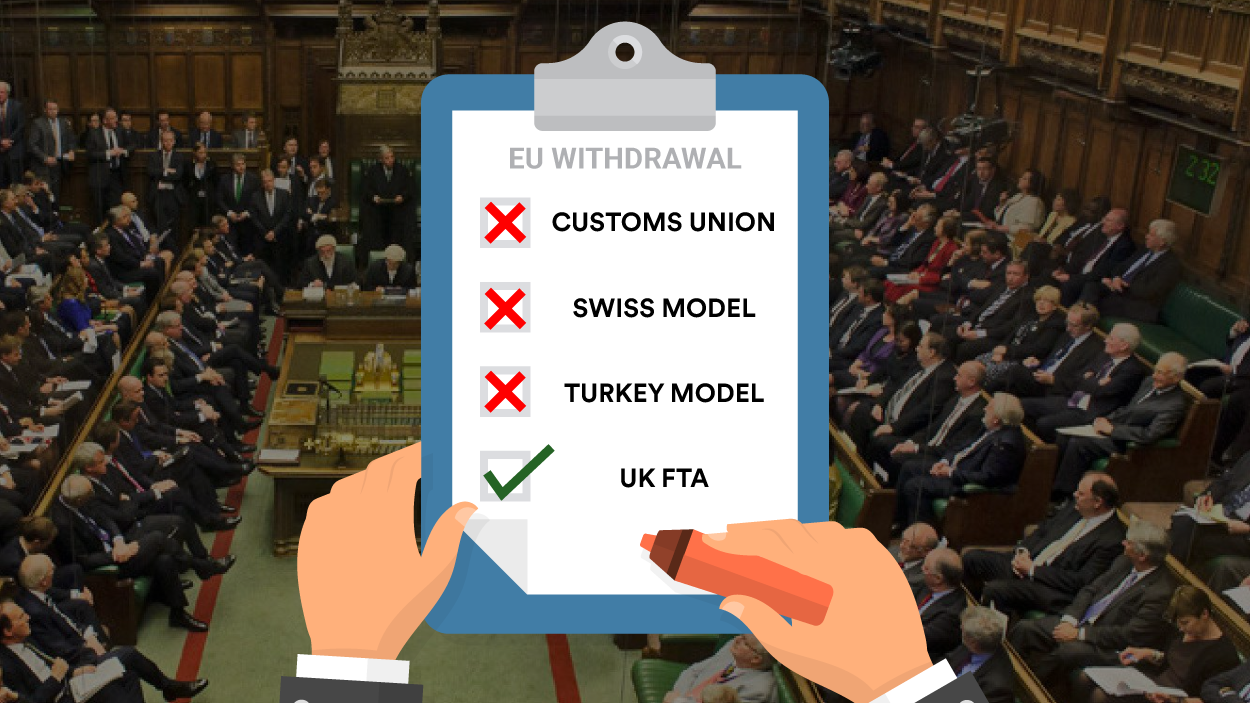 What MPs need to know about trade policy before voting on the EU Withdrawal Bill