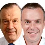 John Mills and David Paton