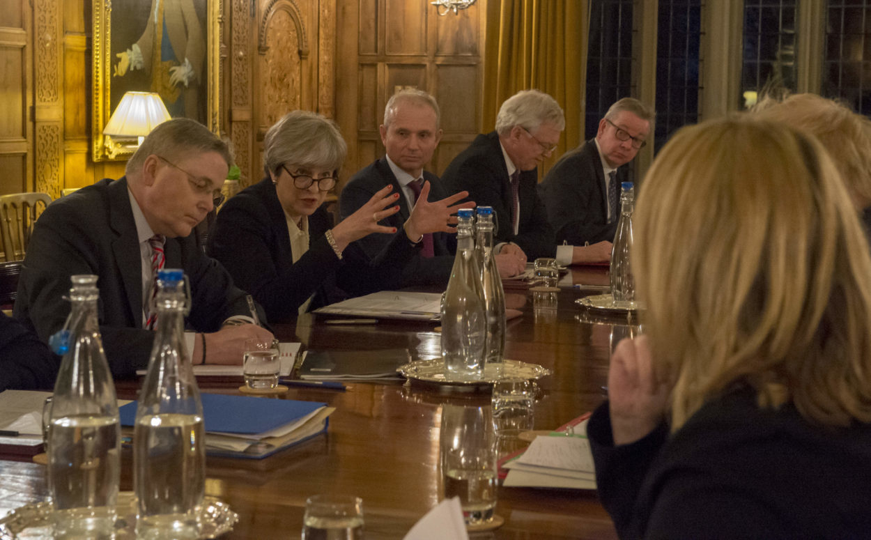 Theresa May nailed it at Lancaster House, so how did we end up with the disastrous Chequers plan?
