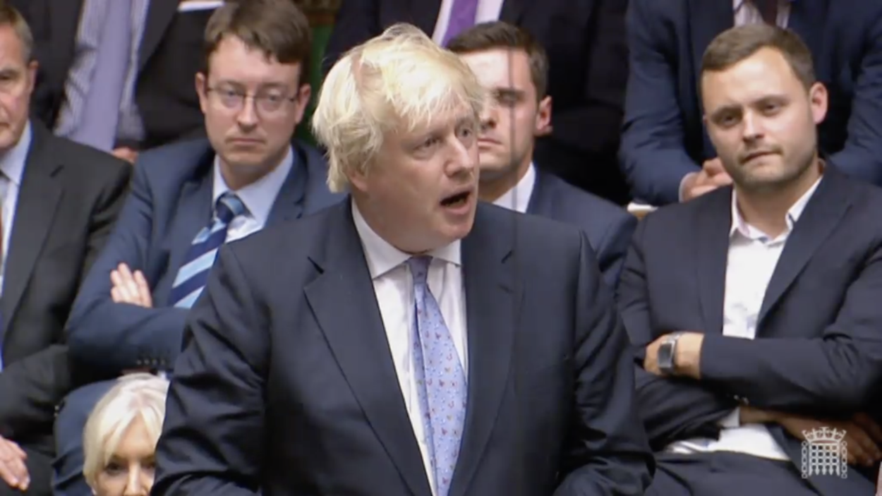 Boris Johnson says it would be extraordinary to write the EU a £39 billion cheque before a final deal is agreed: Brexit News for Sunday 9 June