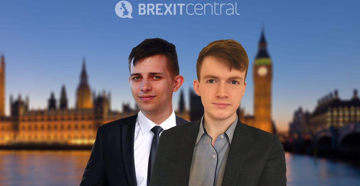 Jordan Ryan and Liam Vernon join BrexitCentral as Deputy Editors
