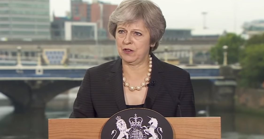 May's Belfast Speech is another step on the wrong road to Brexit