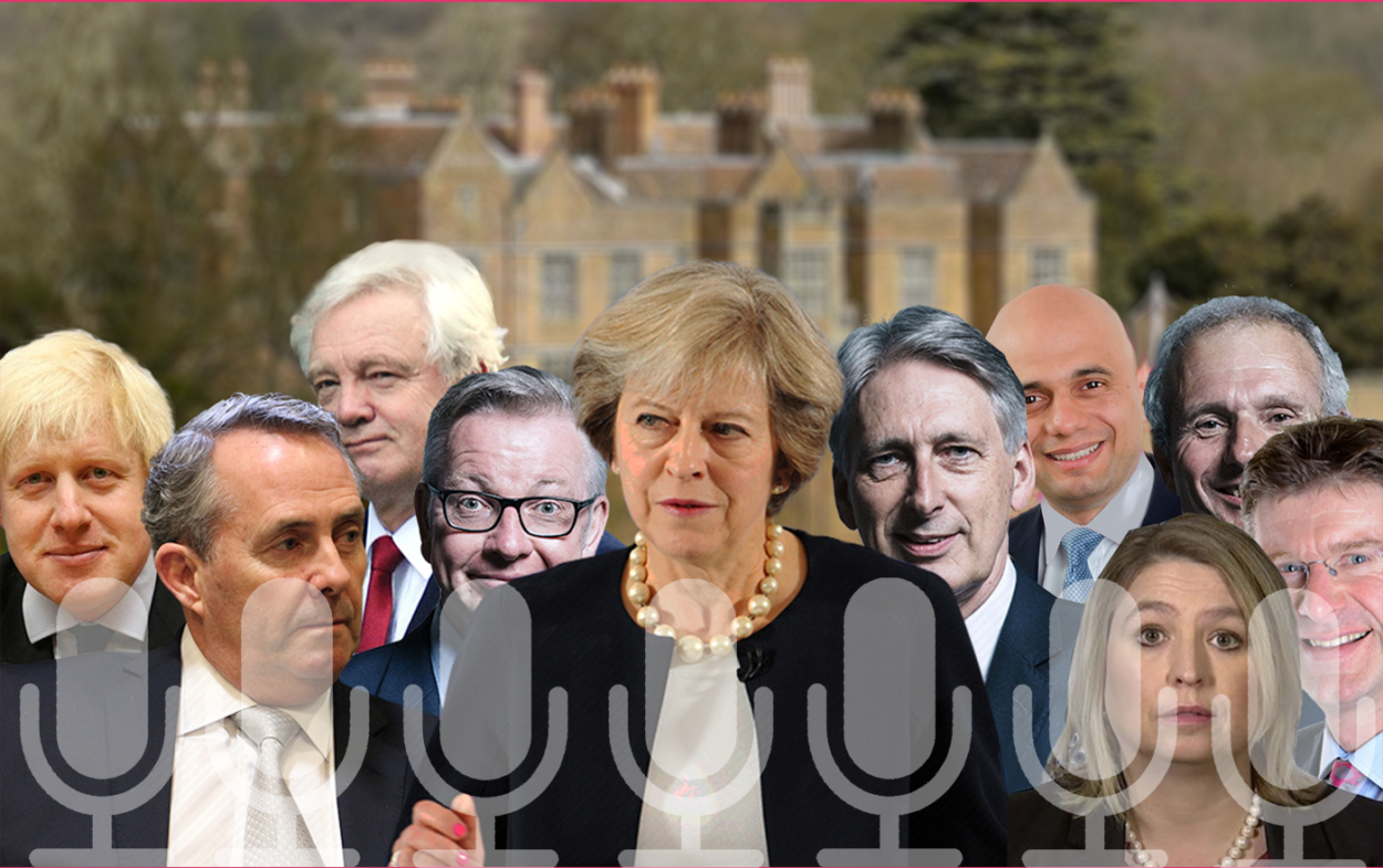 Podcast: Crunch Chequers meeting on customs
