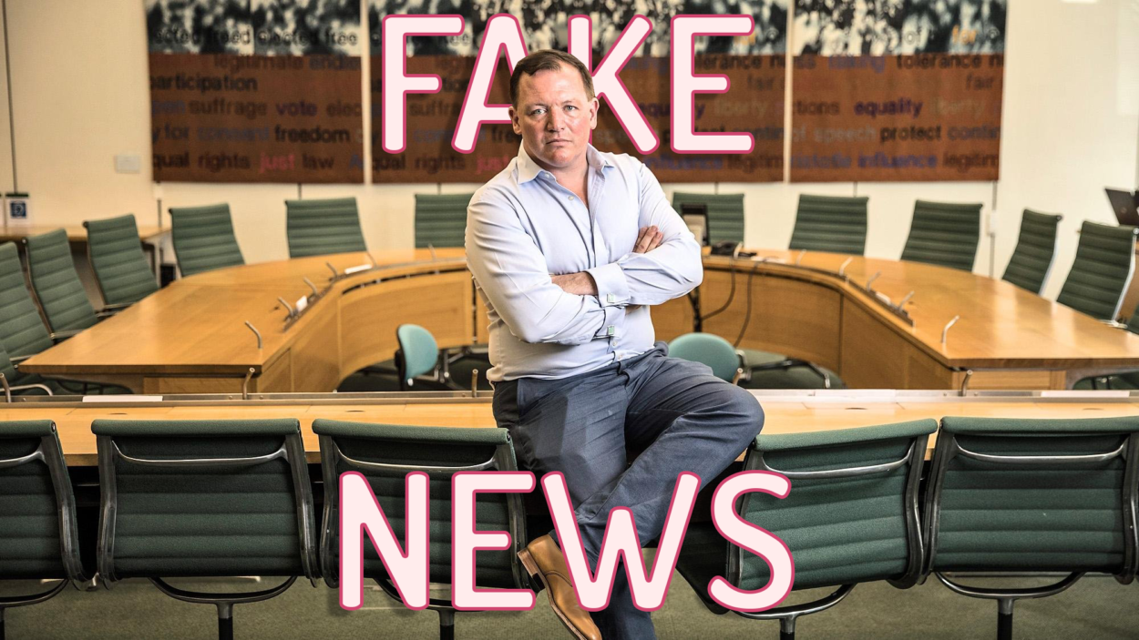 Vote Leave accuse Damian Collins of spreading 'false news, conspiracy theories, and further bias'