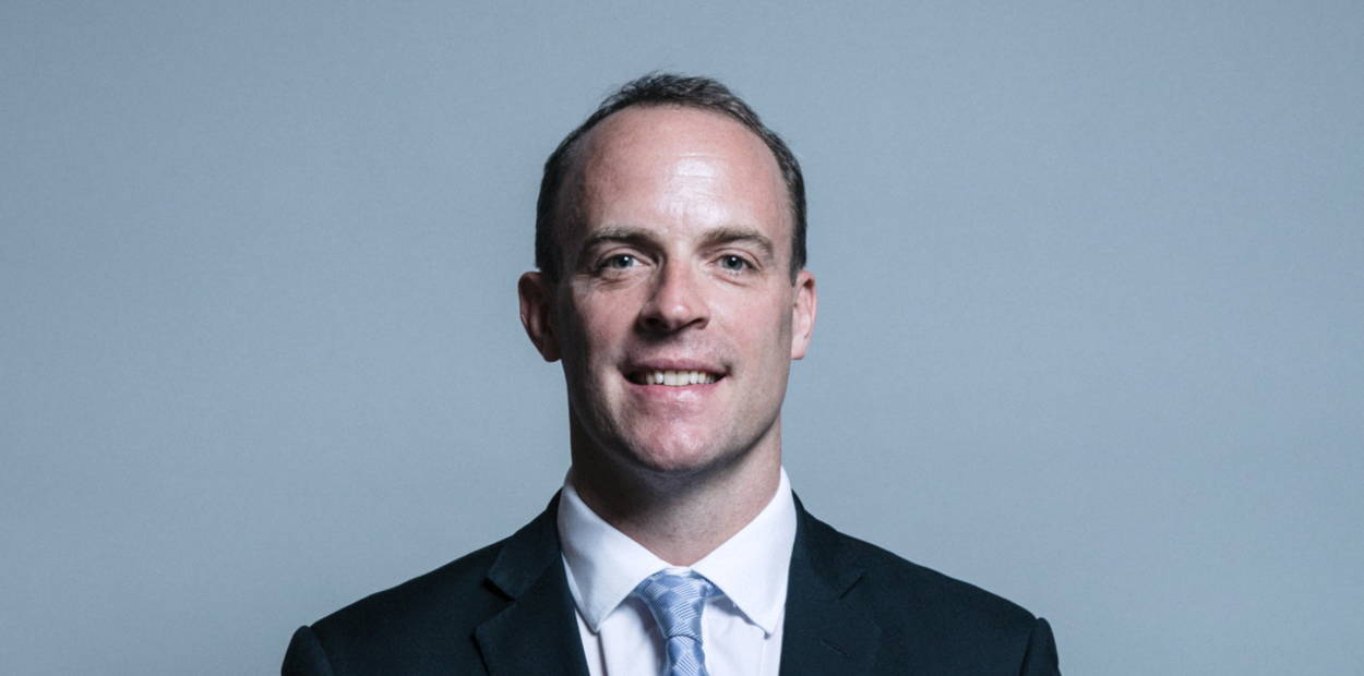 Dominic Raab speech to Conservative Party Conference