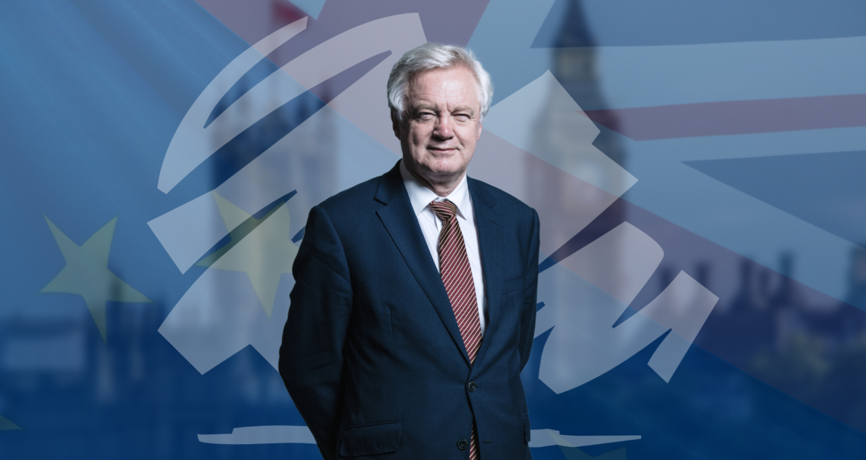 David Davis tells Tory MPs that the Government should immediately reset its negotiating strategy