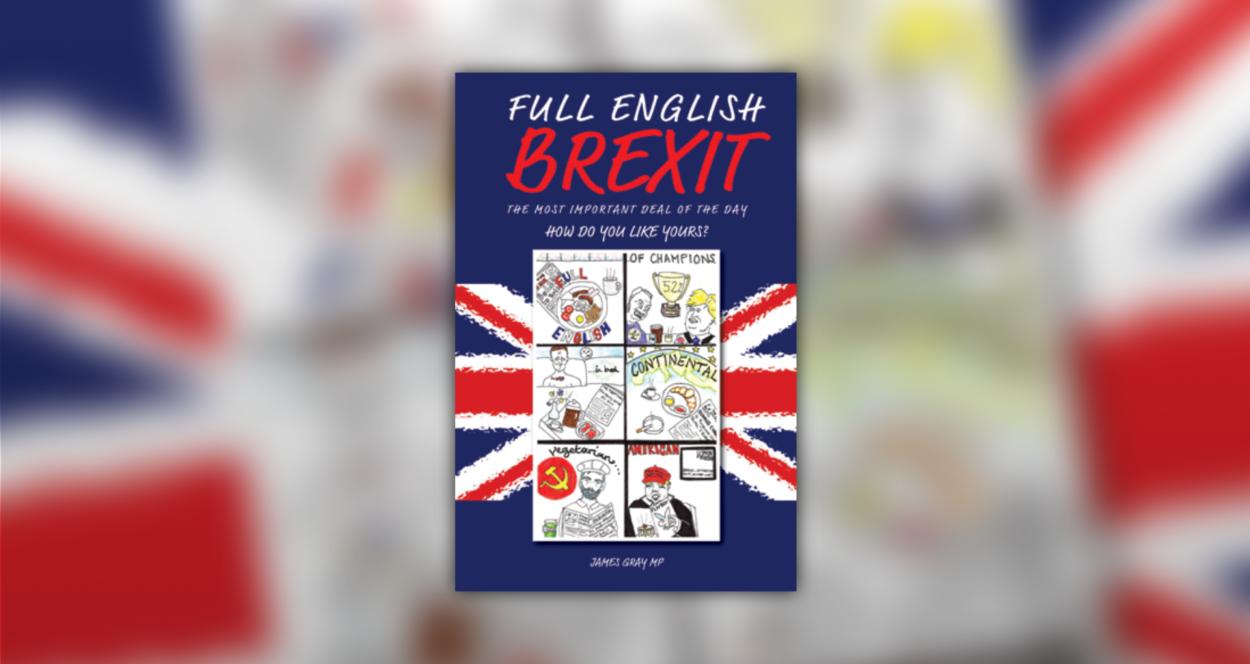 Introducing my <i>Full English Brexit</i>