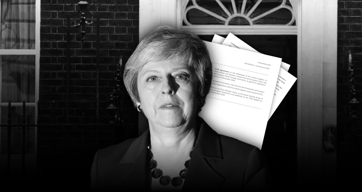 There are some nasty surprises in the smallprint of Theresa May's Brexit deal