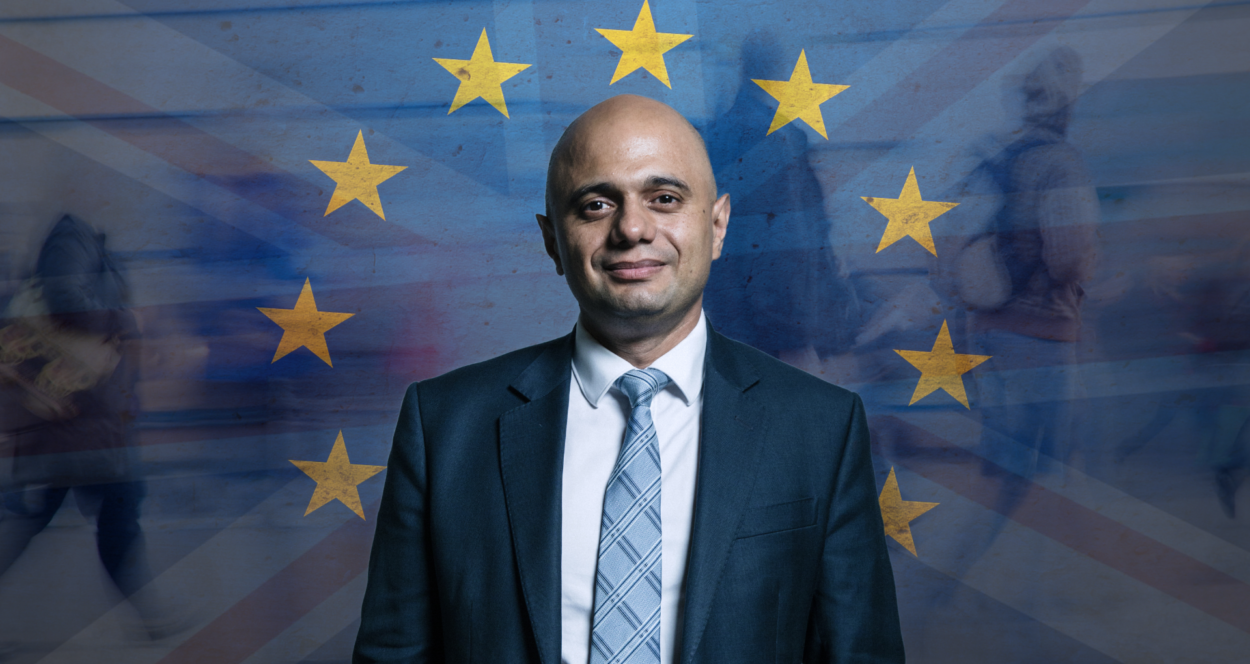 Freedom of movement will continue in event of no-deal Brexit, suggests Sajid Javid: Brexit News for Friday 2nd November