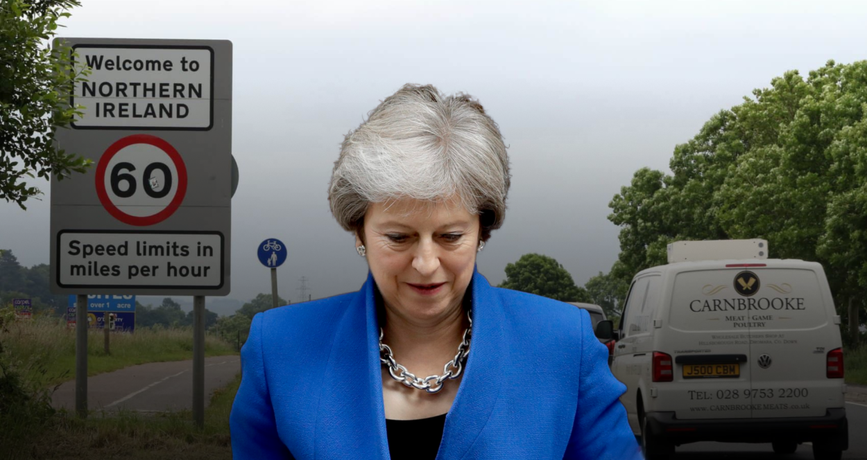 If Theresa May wants to solve the 'backstop' crisis, she needs to talk to tech