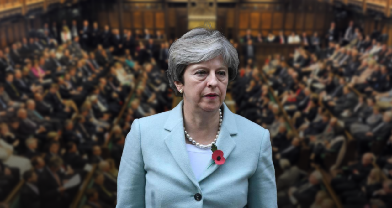Theresa May in fight for her political future ahead of tomorrow's Commons Brexit vote: Brexit News for Monday 10 December