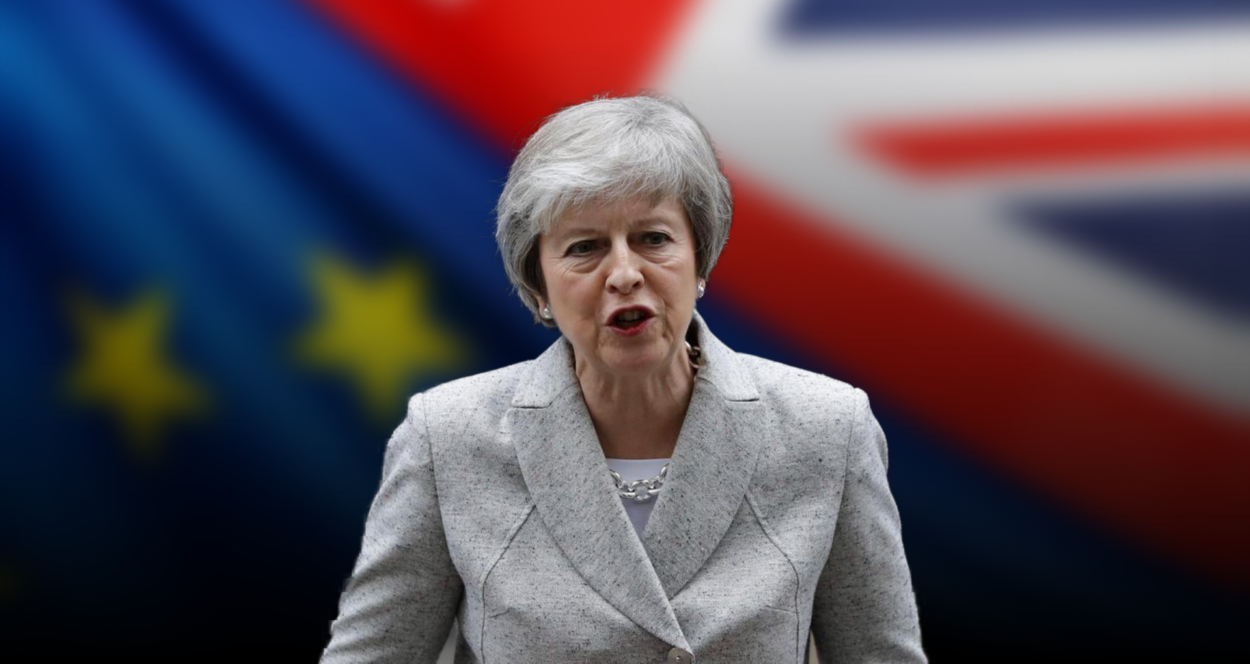 Theresa May warns of 'catastrophic and unforgivable breach of trust' if UK remains in EU: Brexit News for Sunday 13 January