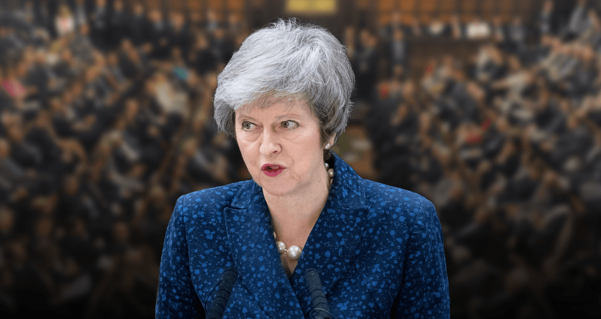 MPs must heed Theresa May's call on Parliament to hold its nerve | BrexitCentral