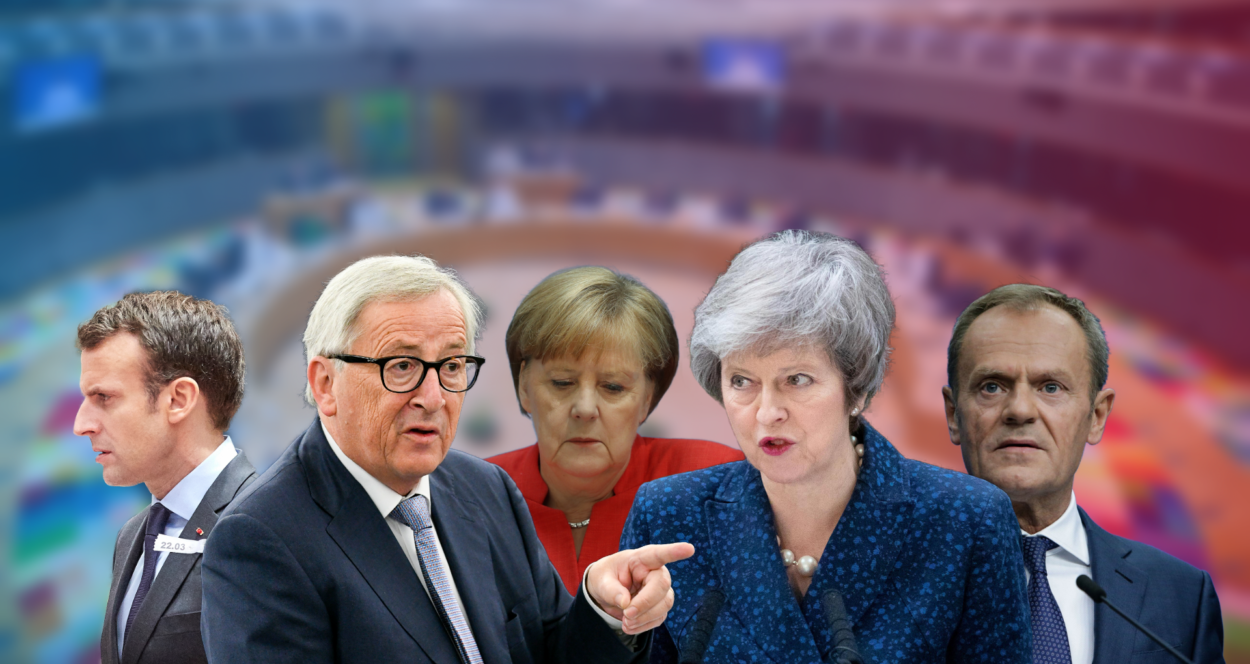 Theresa May to be frozen out of decision to appoint Jean-Claude Juncker's successor: Brexit News for Friday 10 May