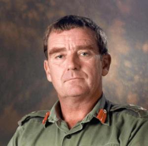 Major General Tim Cross