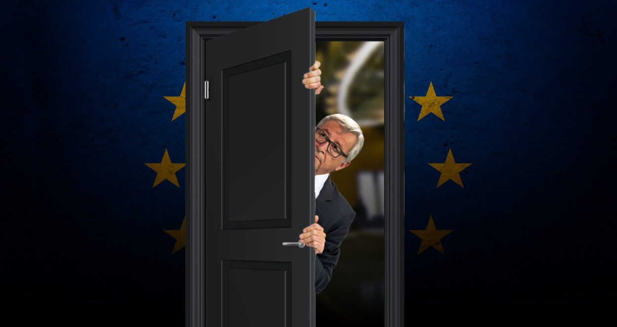Behind Closed Doors – the EU has abolished the little democratic oversight it had