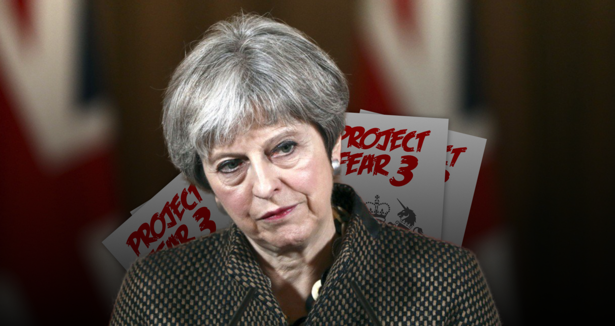 Civil servant accuses ministers of 'Project Fear Mark III' over no-deal Brexit: Brexit News for Thursday 03 January
