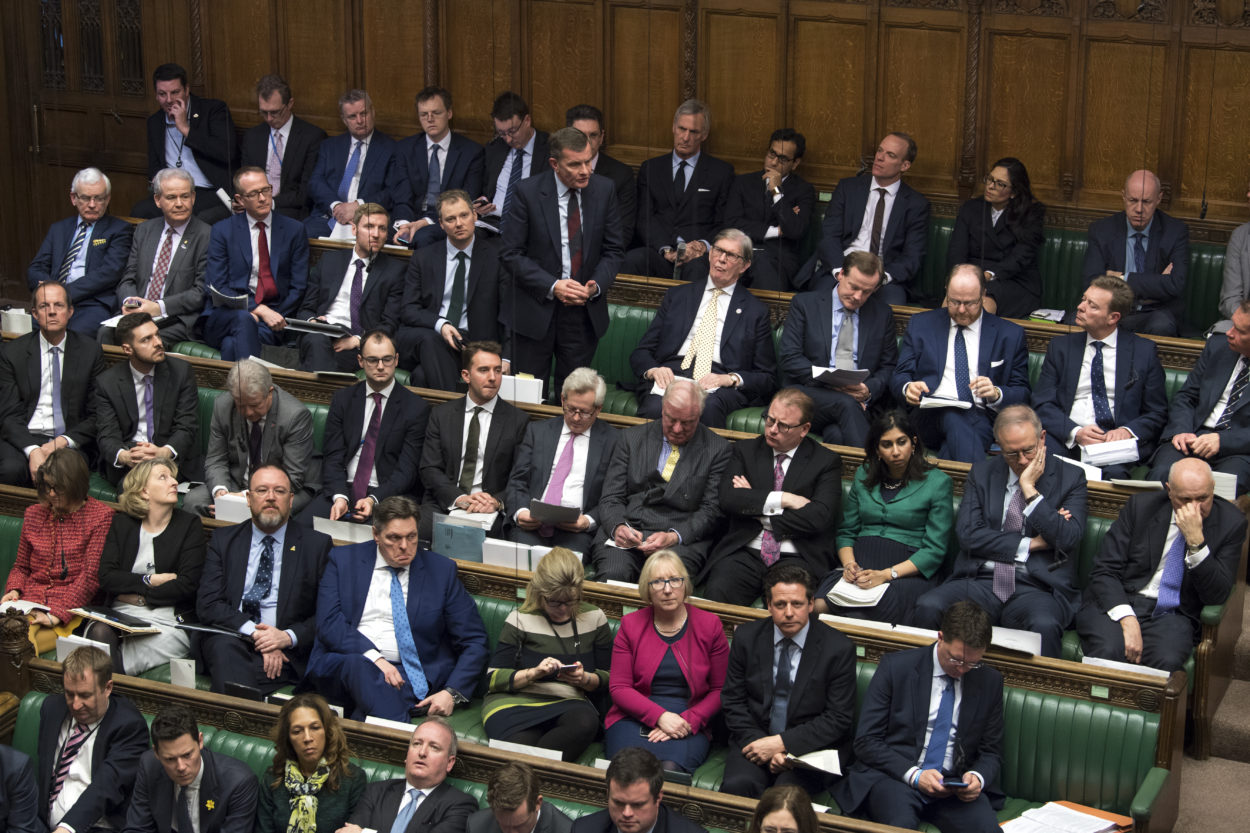 Eurosceptic MPs should hold their nerve as anti-Brexit colleagues dig their own electoral graves