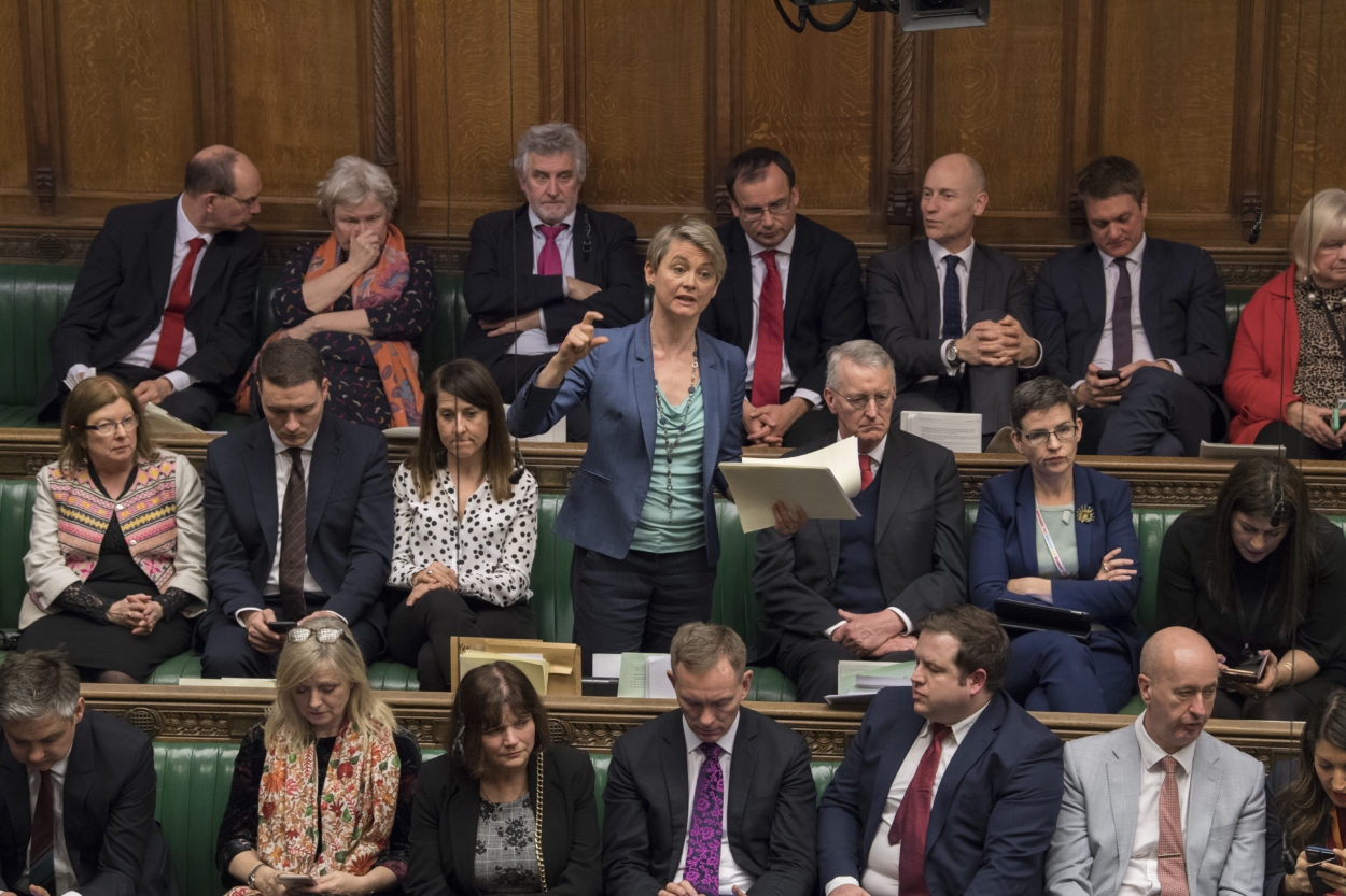 Yvette Cooper's Bill to demand an Article 50 extension passed by a majority of 1 – how every MP voted