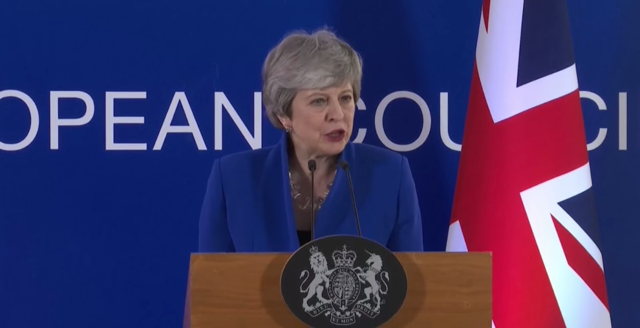 Theresa May and EU agree flexible extension to Article 50 period until 31st October 2019
