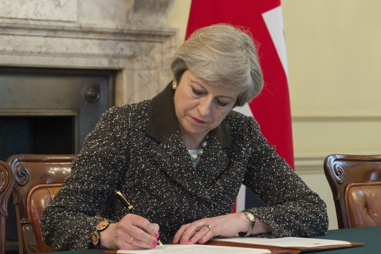 Theresa May writes to Donald Tusk seeking Article 50 extension until 30th June – full text of letter