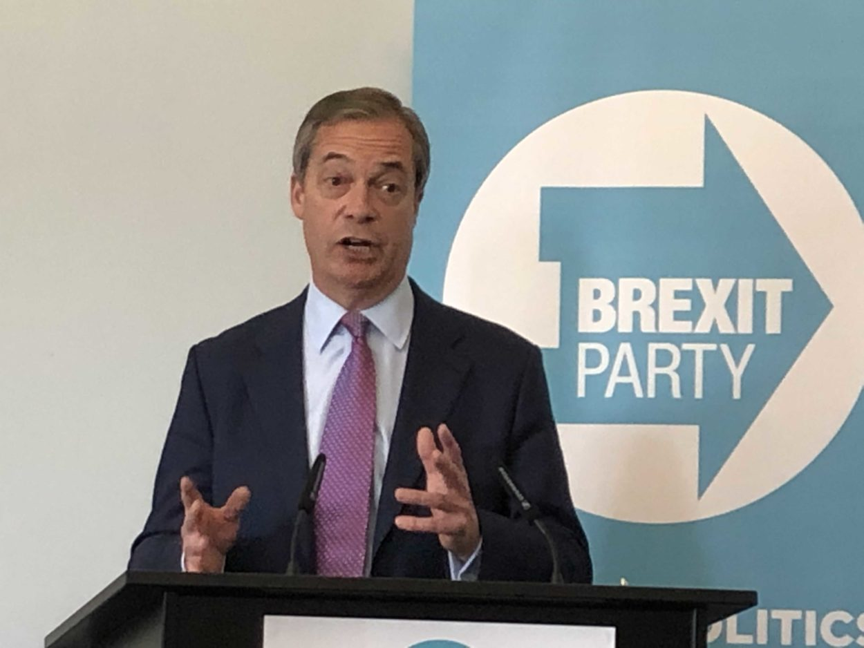 If the Brexit Party wants further triumphs, Nigel Farage should drop its 'shrink the state' philosophy