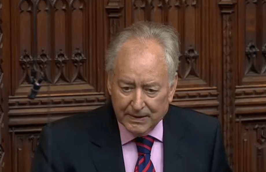 A tribute to Lord Spicer 1943-2019