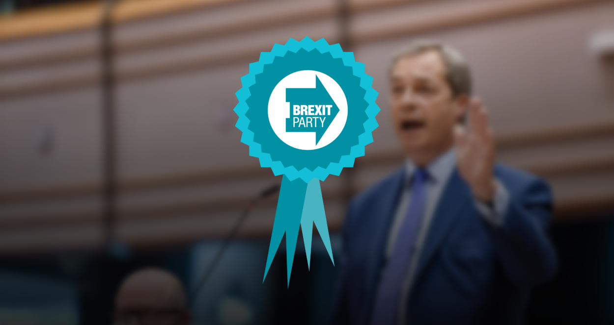 If the traditional parties don't change their ways, they should expect to be eclipsed by the Brexit Party