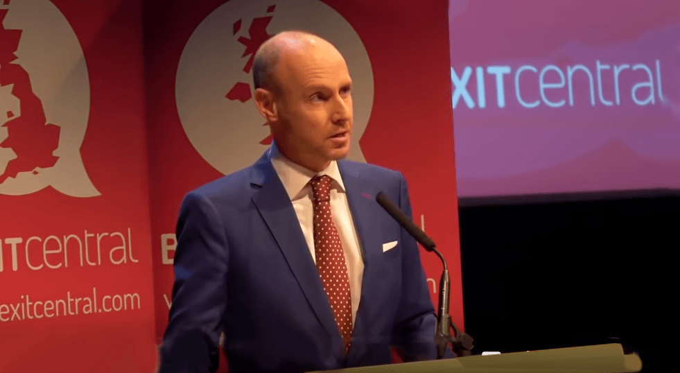 Dan Hannan: Don't use Euro elections to 'send a message'