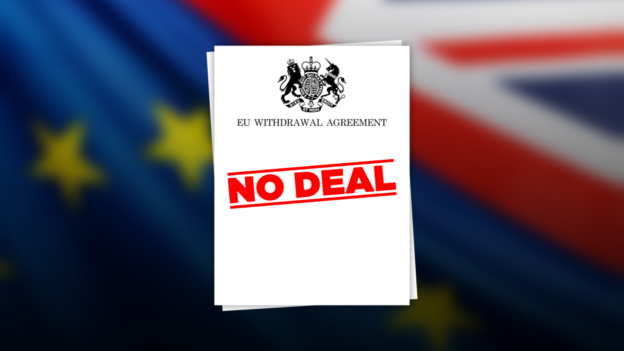 Even if the EU offer to remove the Backstop, here's why the draft Withdrawal Agreement must still be rejected