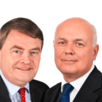 Iain Duncan Smith MP and David Campbell Bannerman