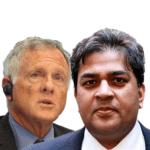 Shanker Singham and Peter Allgeier