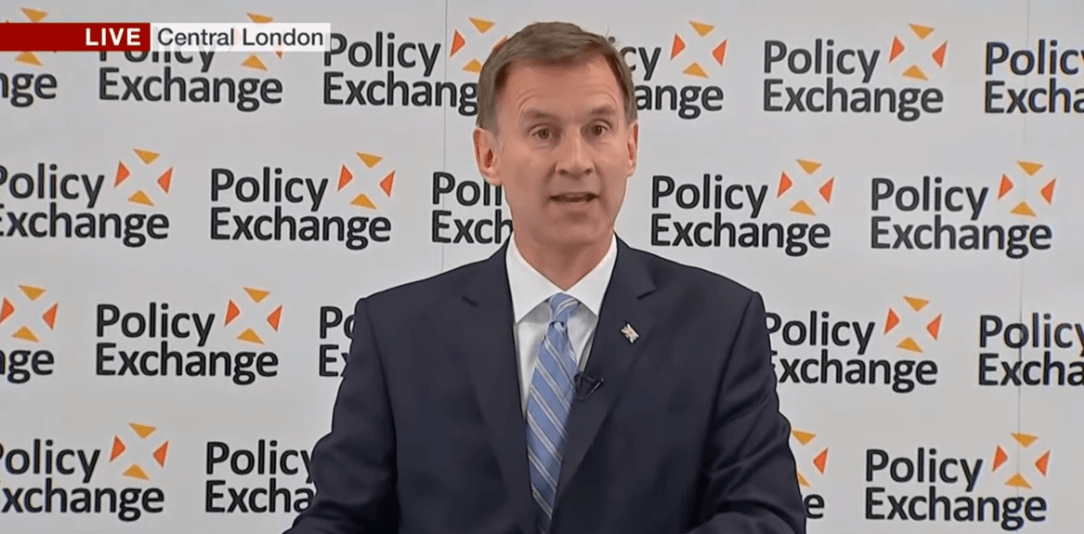 Jeremy Hunt sets out his 10-point Brexit delivery plan – full text