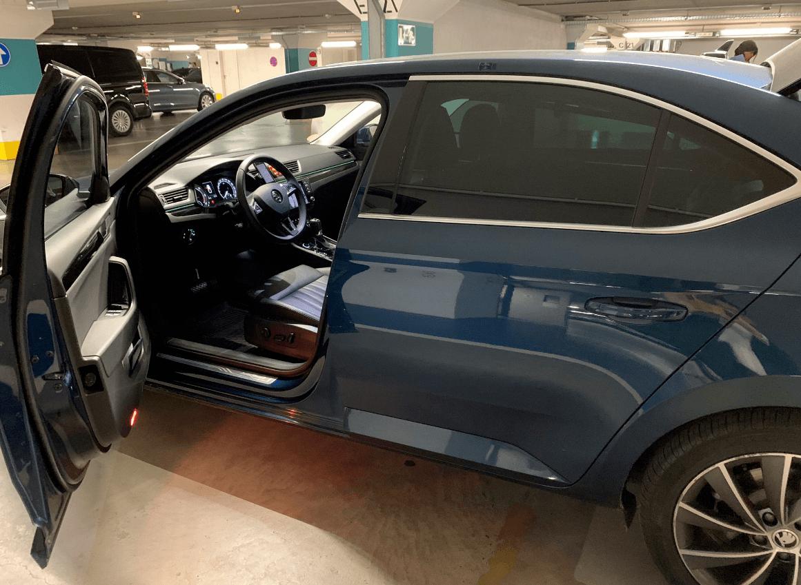 The European Parliament's fleet of chauffeur-driven cars shines a light on the paradox of the EU