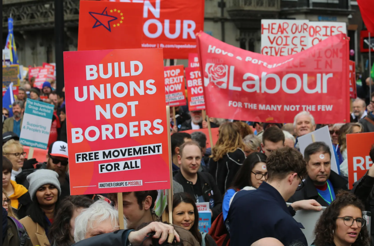Trade unionists should not believe the TUC drivel that Brexit will impact workers' rights