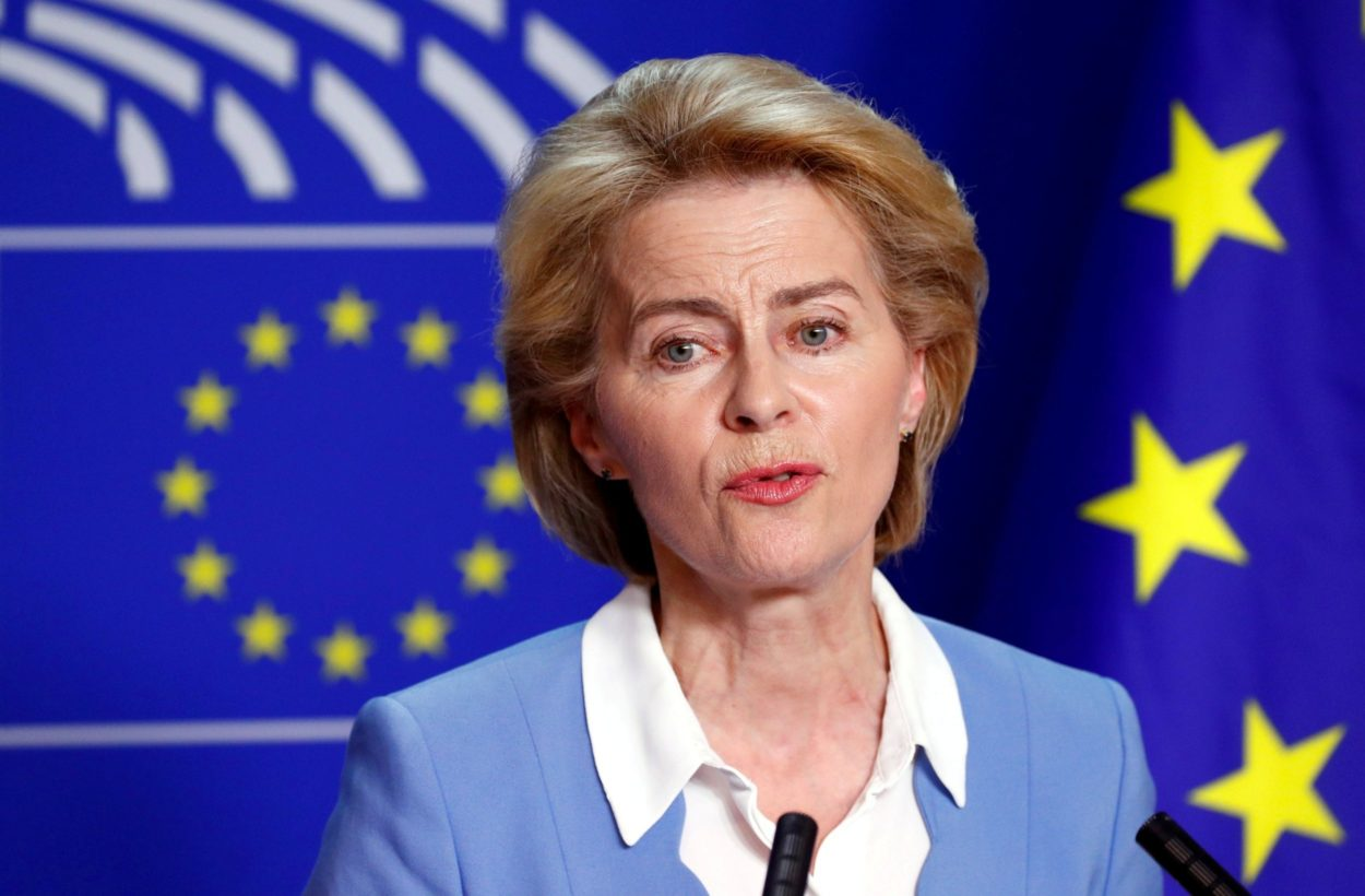 European Commission President Ursula von der Leyen tells the UK that Europe 'will always love you': Brexit News for Thursday 30 January