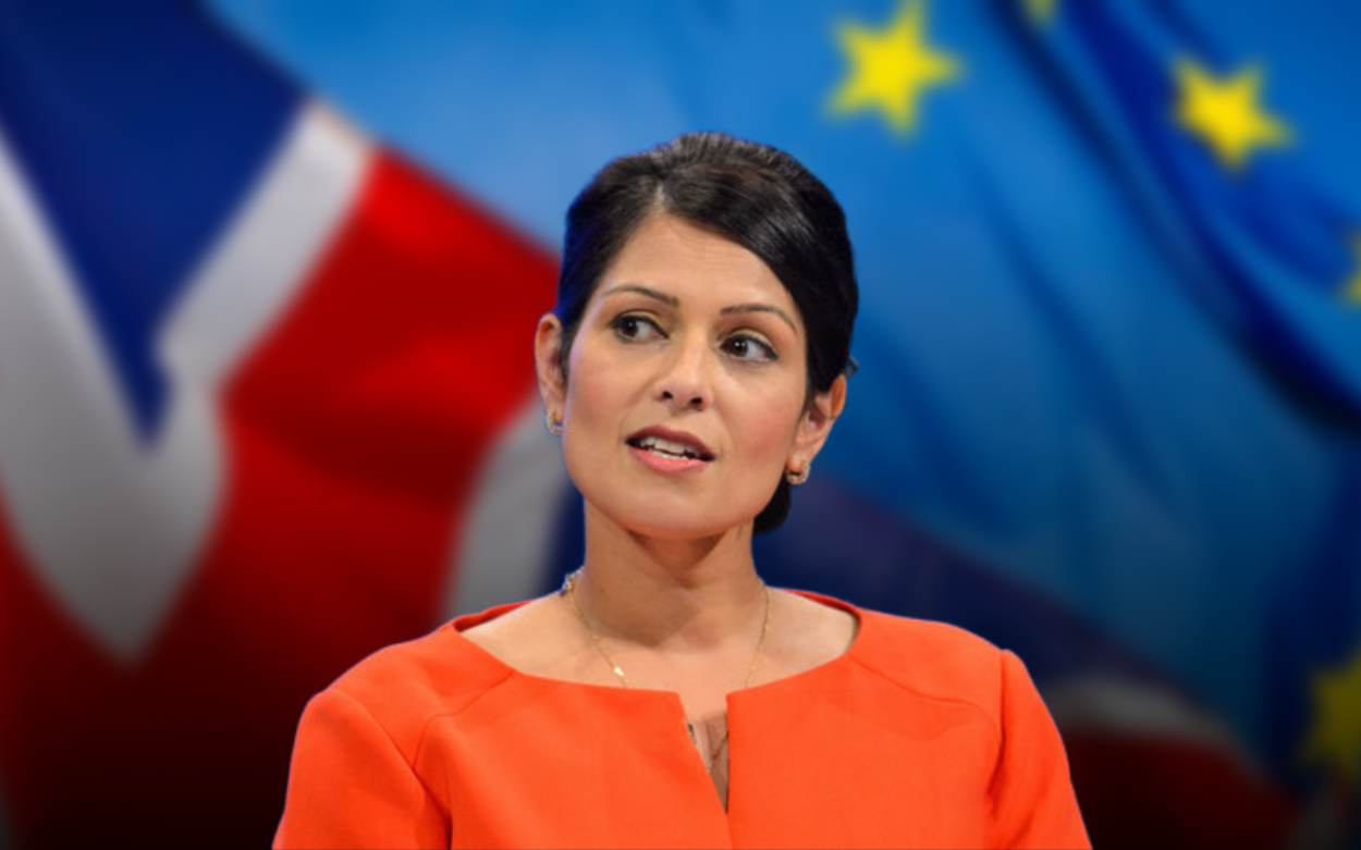 Priti Patel insists Britain will diverge from the EU post-Brexit: Brexit News for Monday 27 January