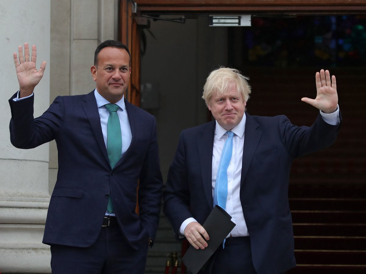 Boris Johnson to hold last-ditch talks with Leo Varadkar today after EU publicly dismantles his plan point by point: Brexit News for Thursday 10 October