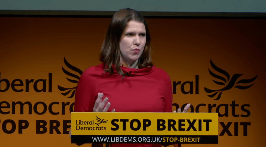 What the 2019 Liberal Democrat manifesto says about Brexit