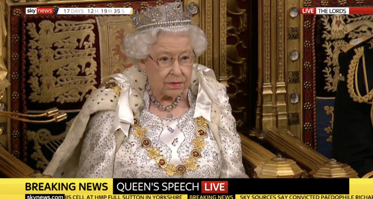 Queen's Speech promises legislative programme to 'seize the opportunities' of Brexit