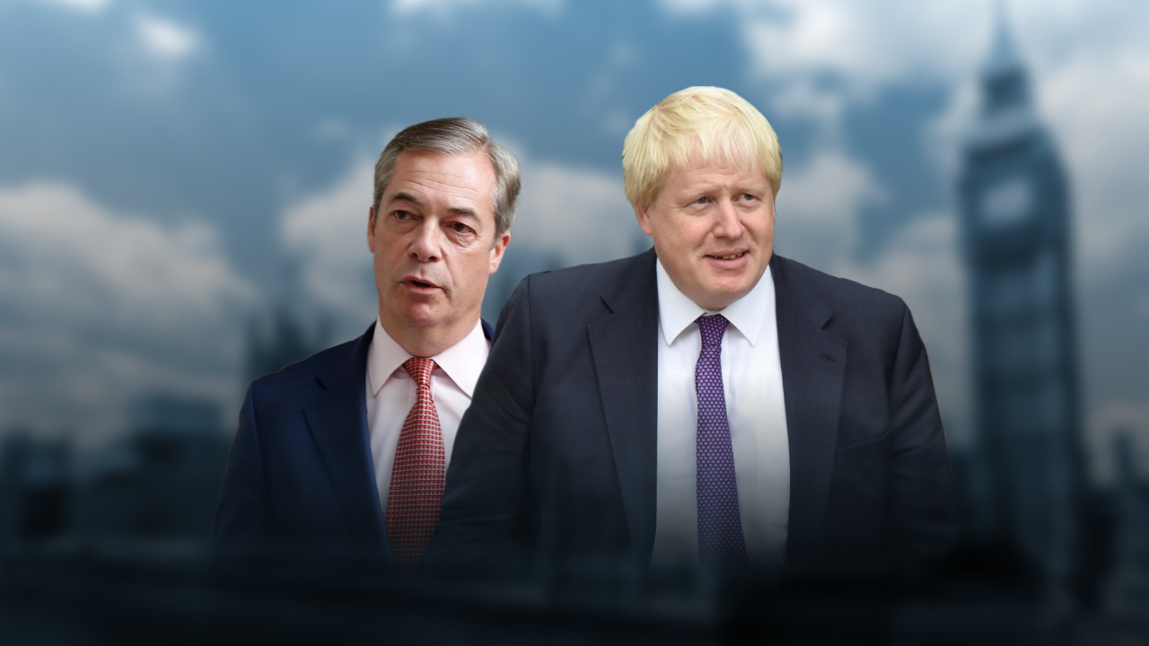 By standing candidates in Labour seats, Nigel Farage could yet be throwing a big spanner in the works for Boris Johnson