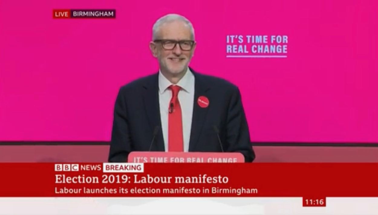 What the 2019 Labour manifesto says about Brexit