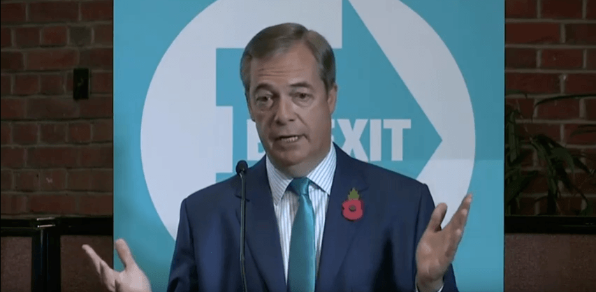 The Farage ultimatum to the Tories should make Brexiteers despair